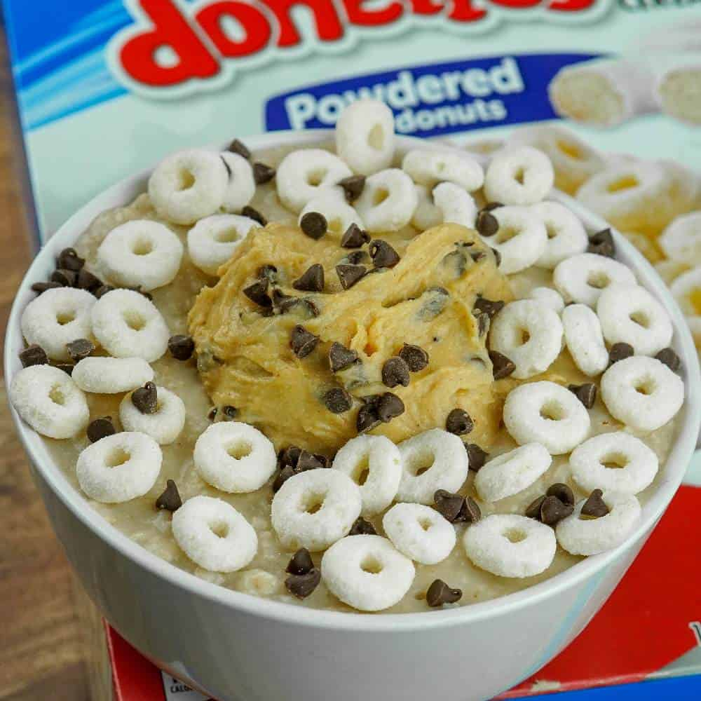 Donettes Protein Oatmeal